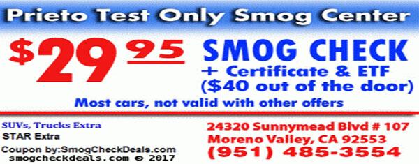 Smog Check Prices Near Me >> Smog Check Coupon