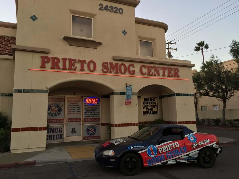 Smog Check History >> 29 95 Smog Check Prieto Smog Center 951 485 3554